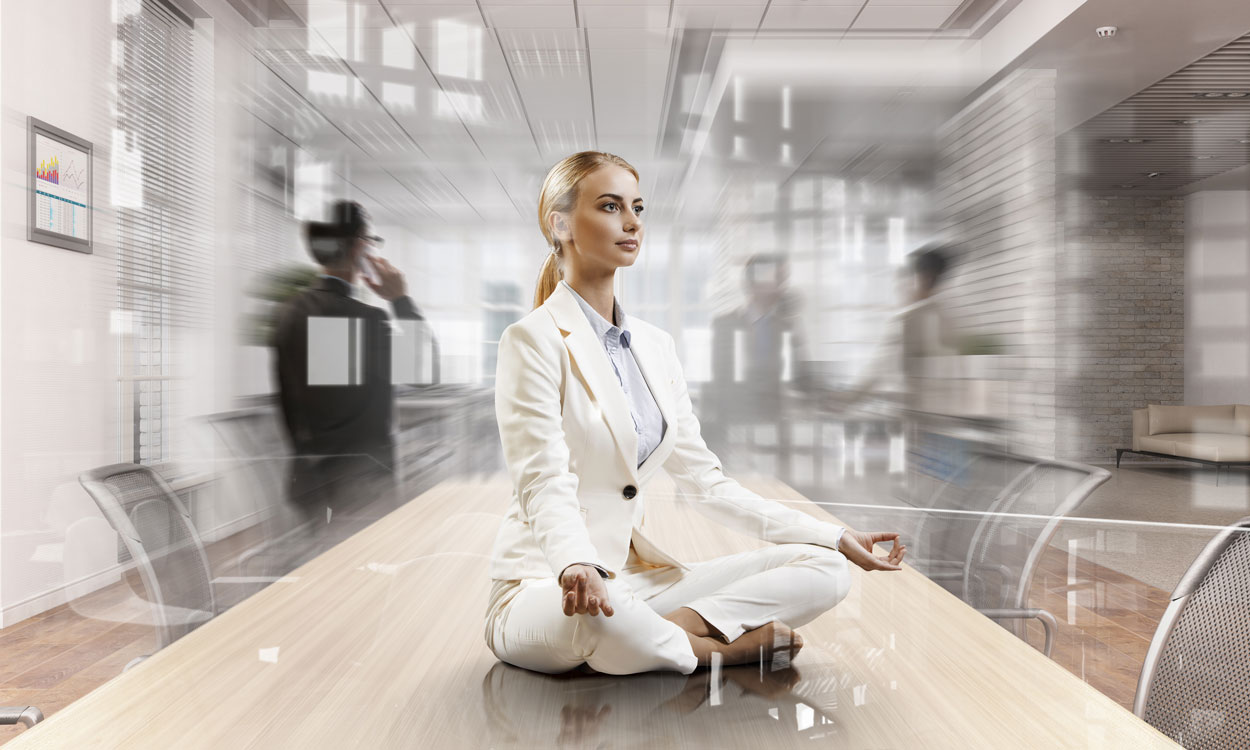 corporate health and mindfulness at work