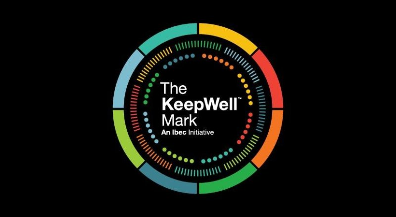 workplace wellbeing accreditation - the KeepWell Mark