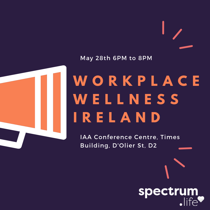 Workplace Wellness Ireland Dublin event