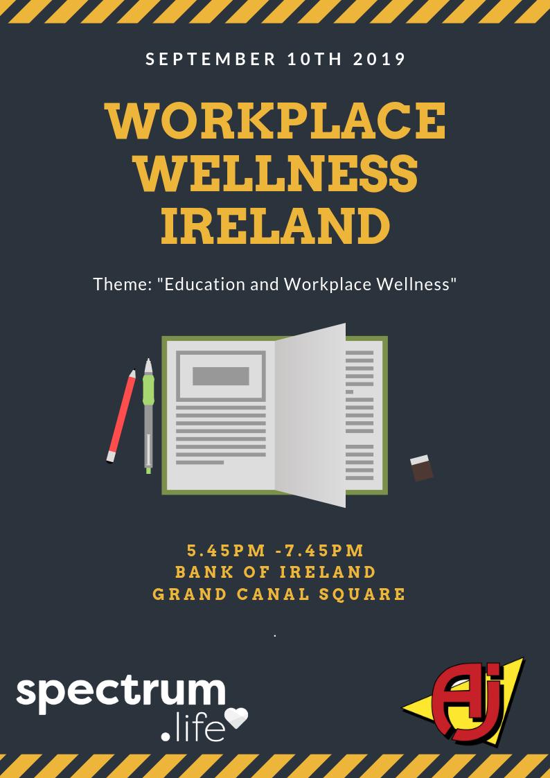 Workplace Wellness Ireland - September 2019
