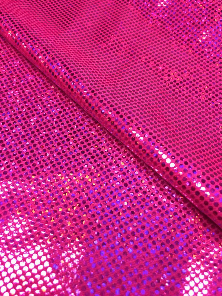 Fuchsia on Pink