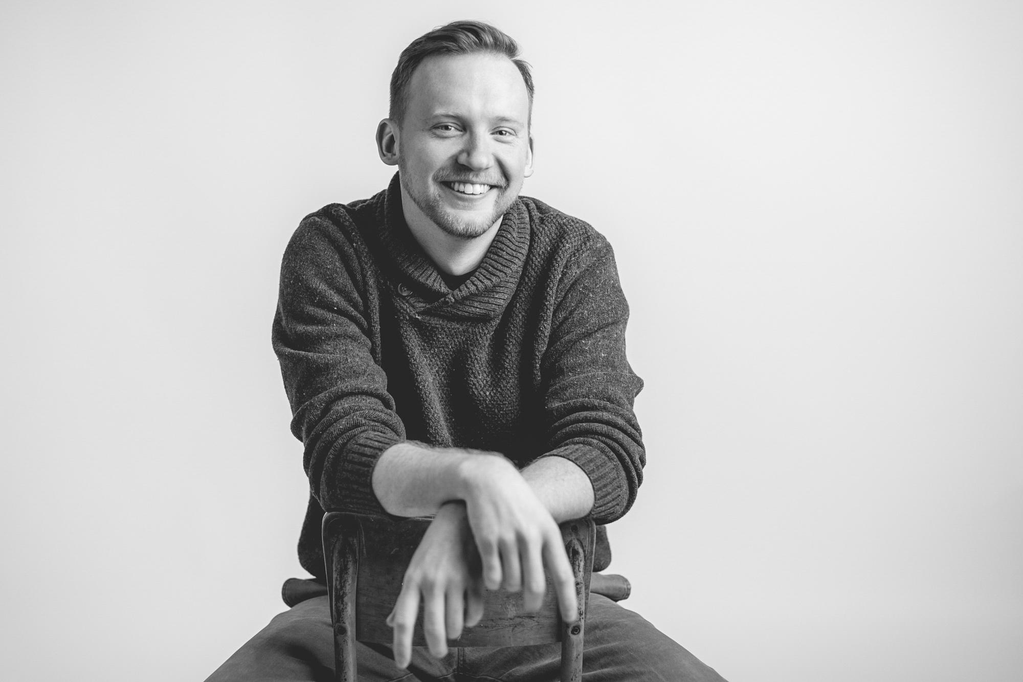 DJ Ian Goldsmith