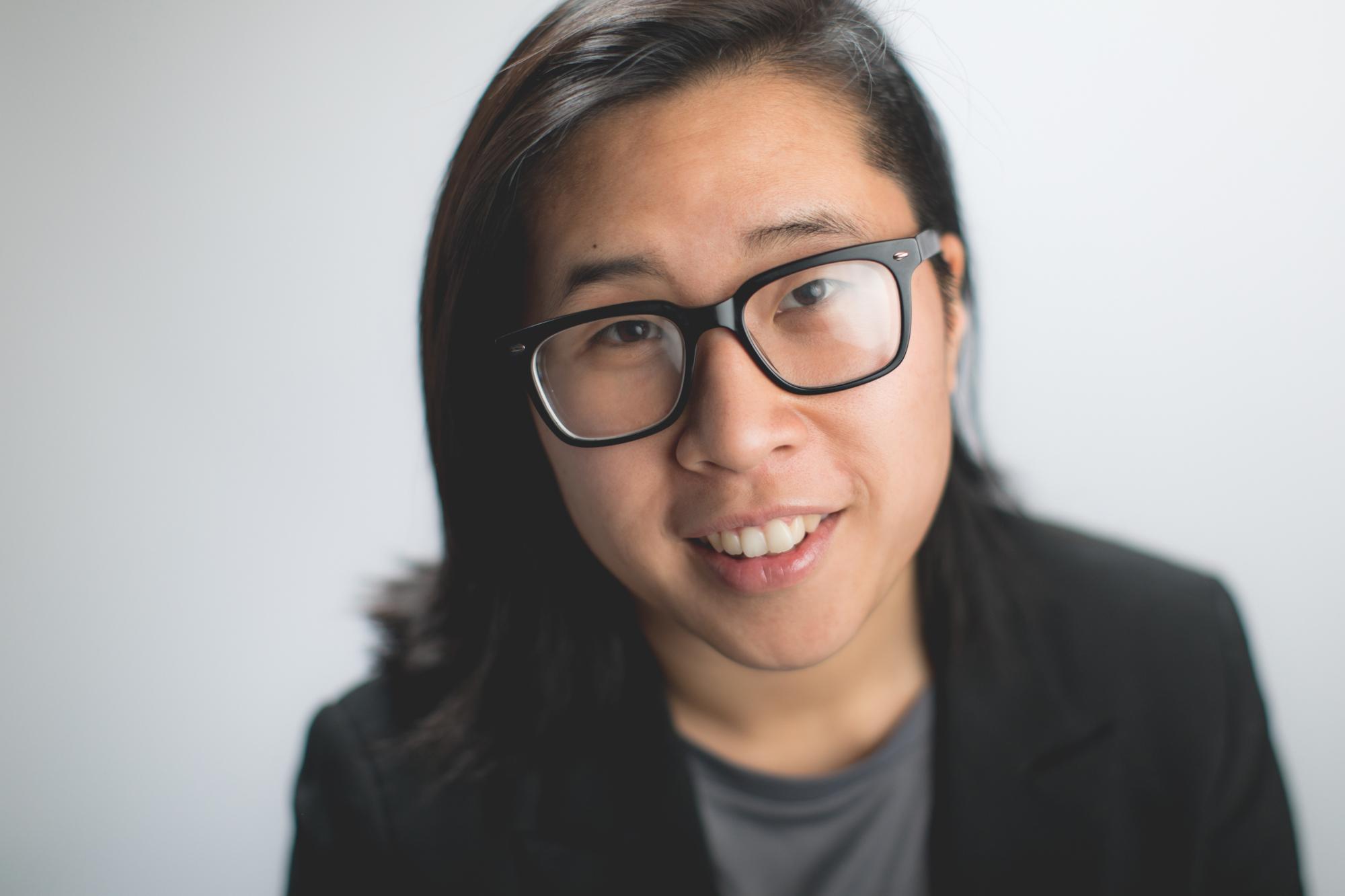 DJ Betty Nguyen