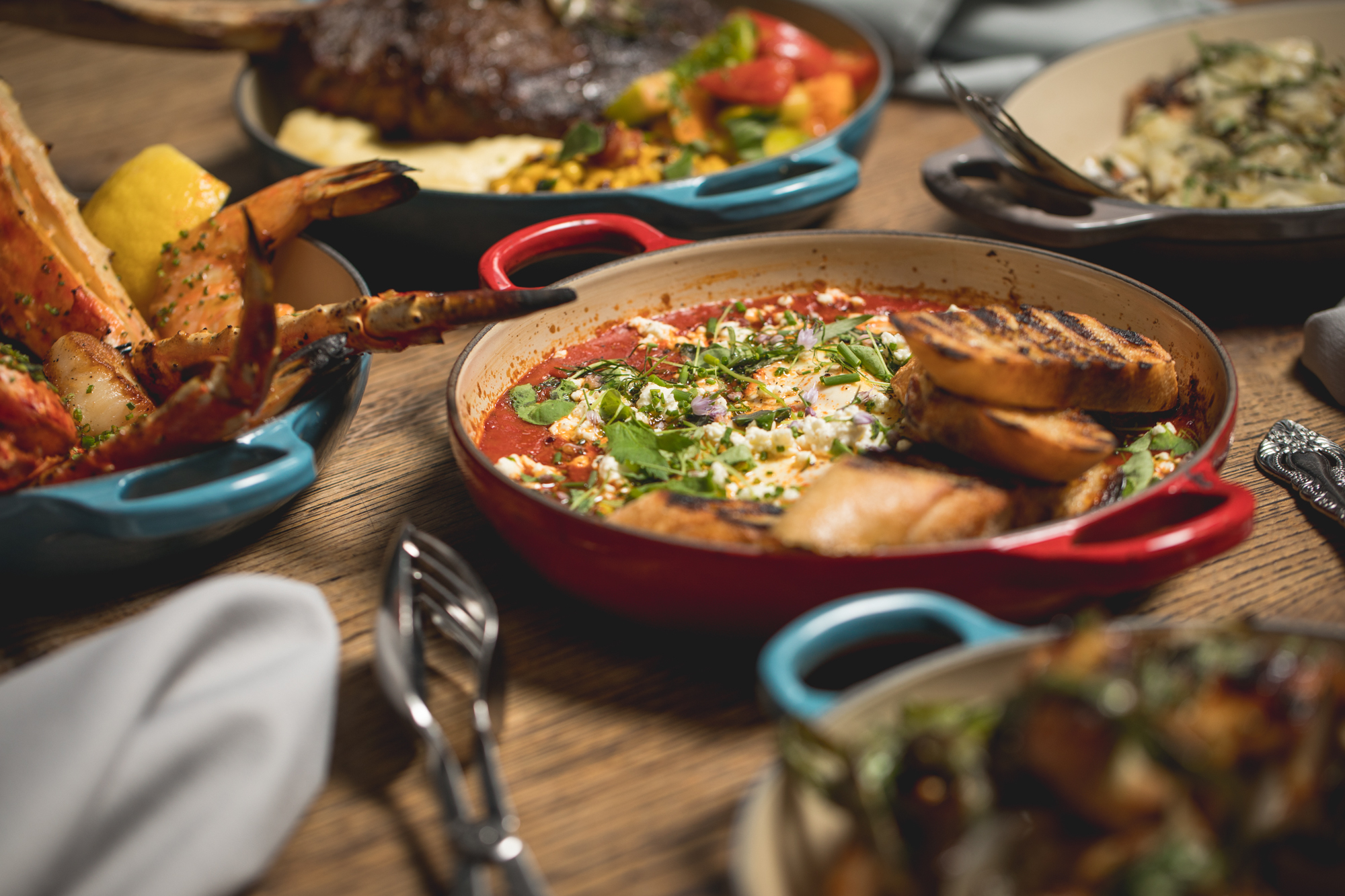 Chicago editorial food photography
