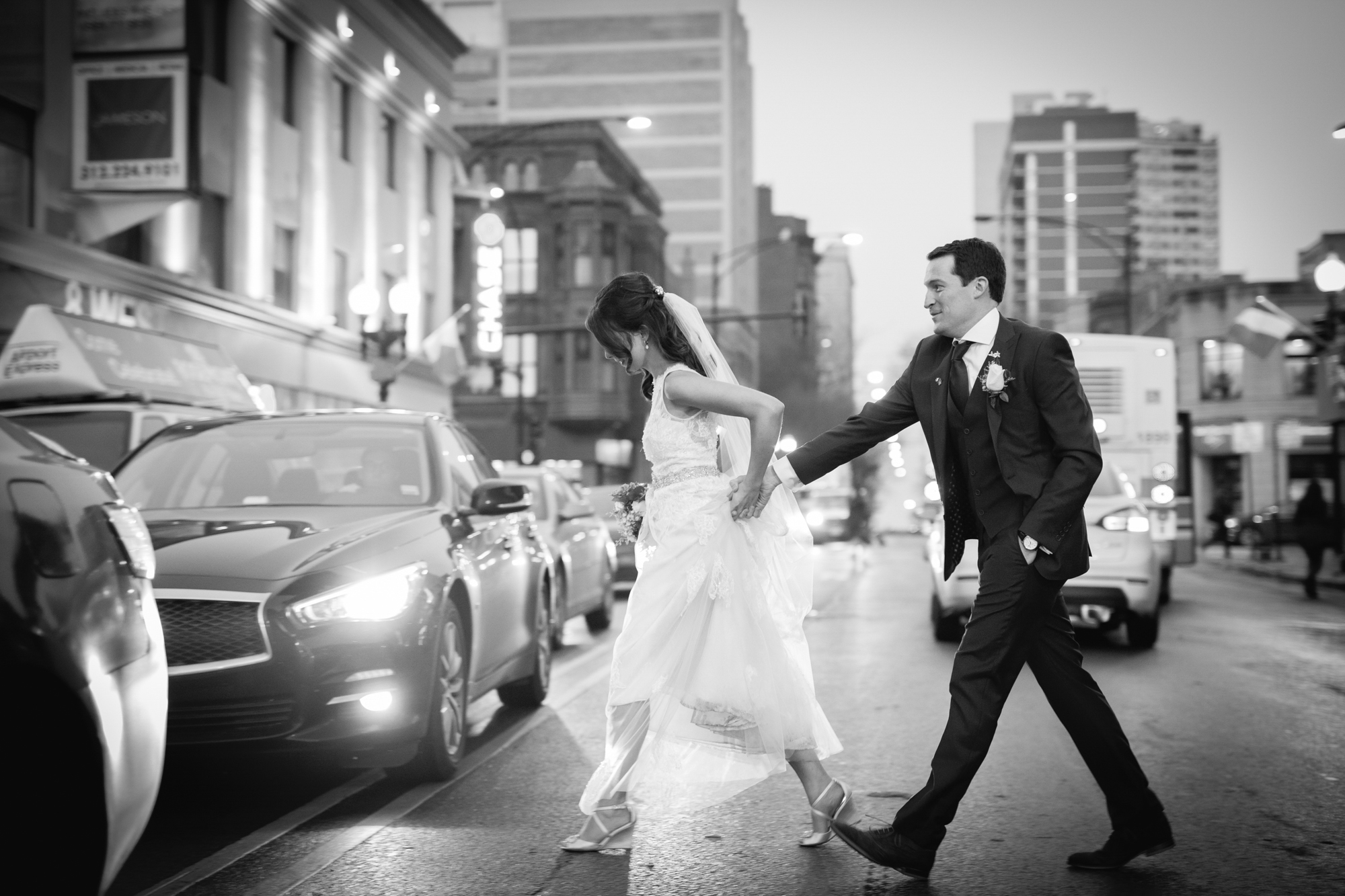 wedding photographyChicago