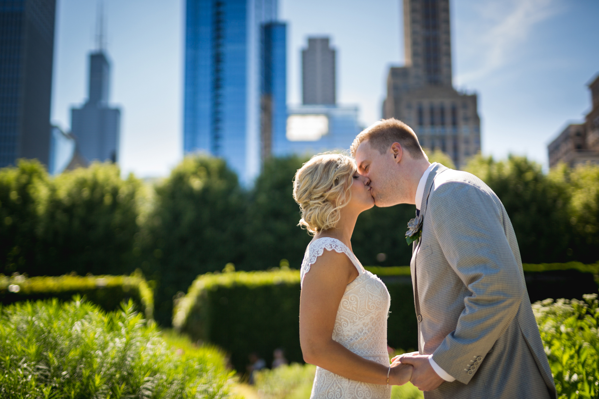 Chicagoland wedding photographer