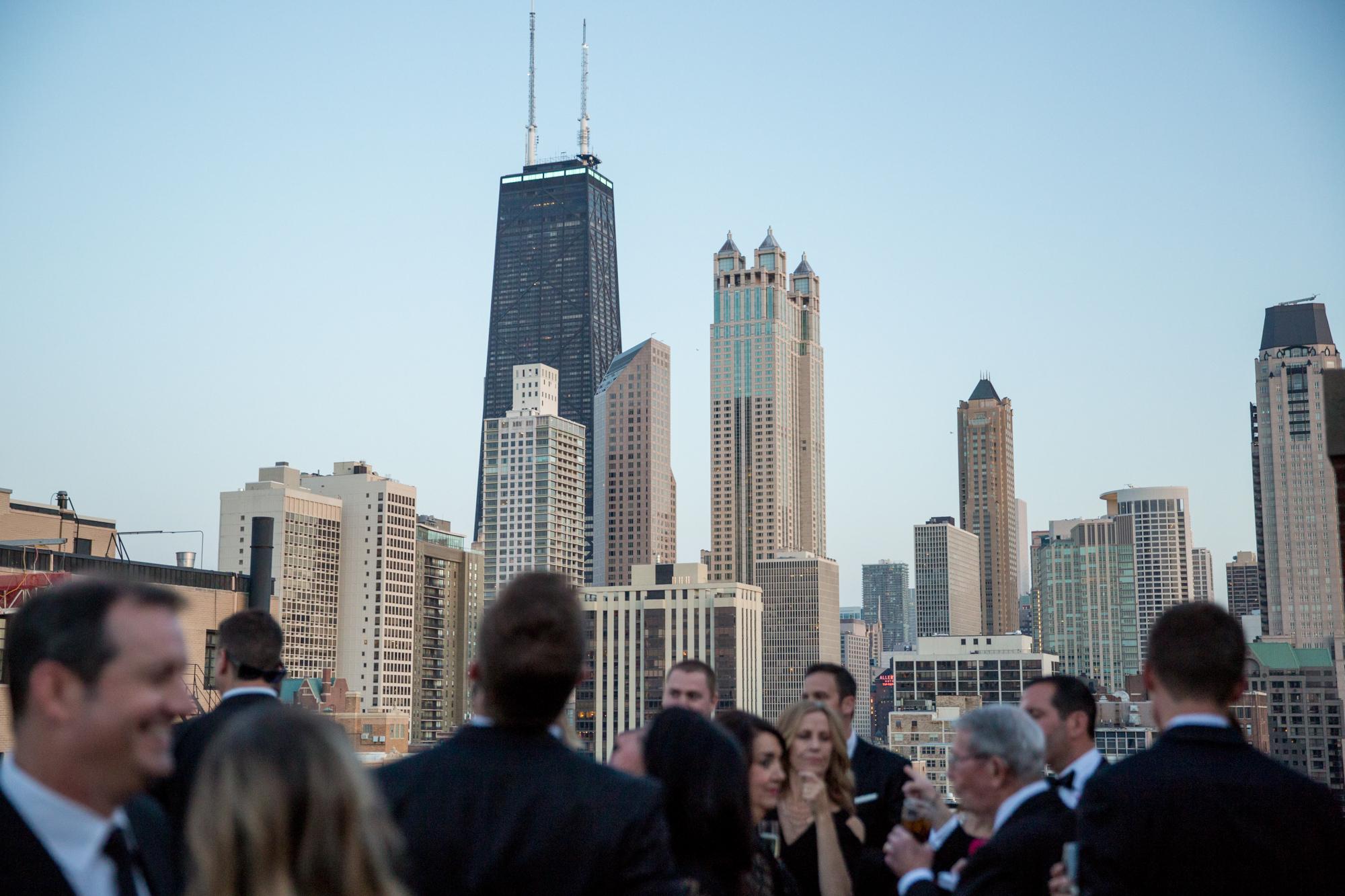 The Public Chicago wedding