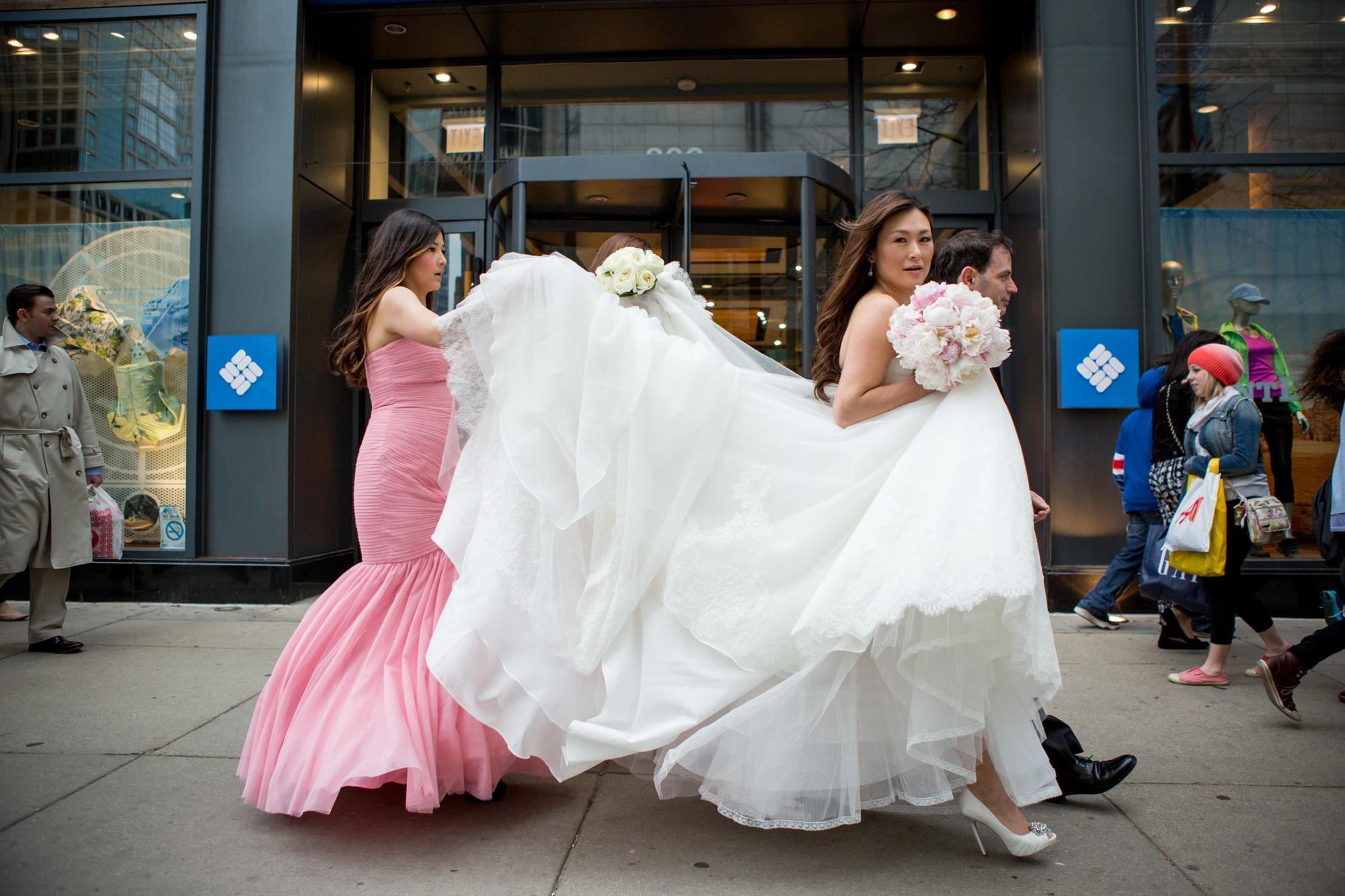 Peninsula Chicago wedding