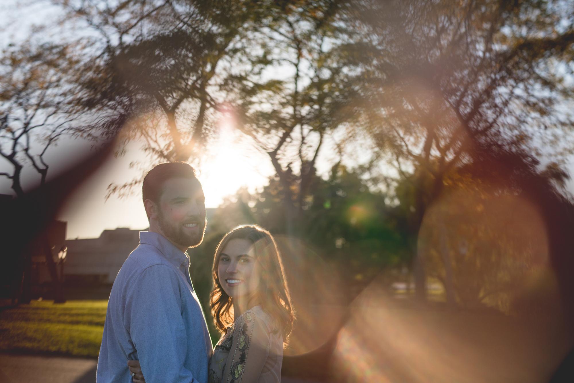 fine art engagement photography