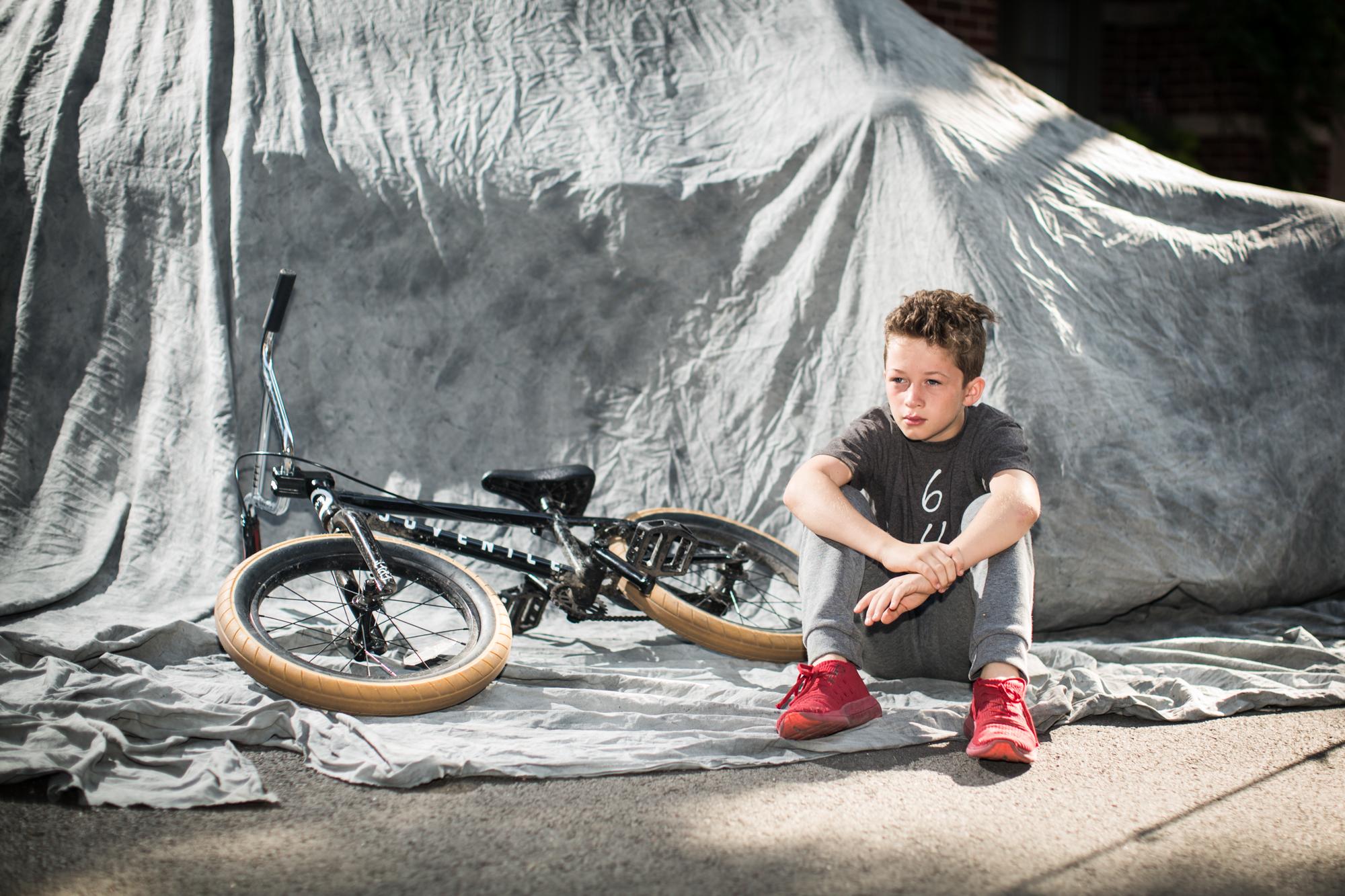 Chicago kids portraits