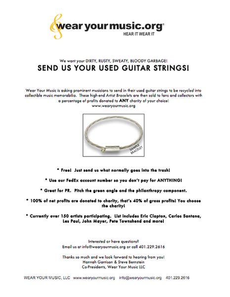 guitar string bracelet, whosestringsareyouwearing, wearyourmusic, whose strings are you wearing, wear your music, guitar music, gifts, rock star, music, guitar, guitar strings John Mayer