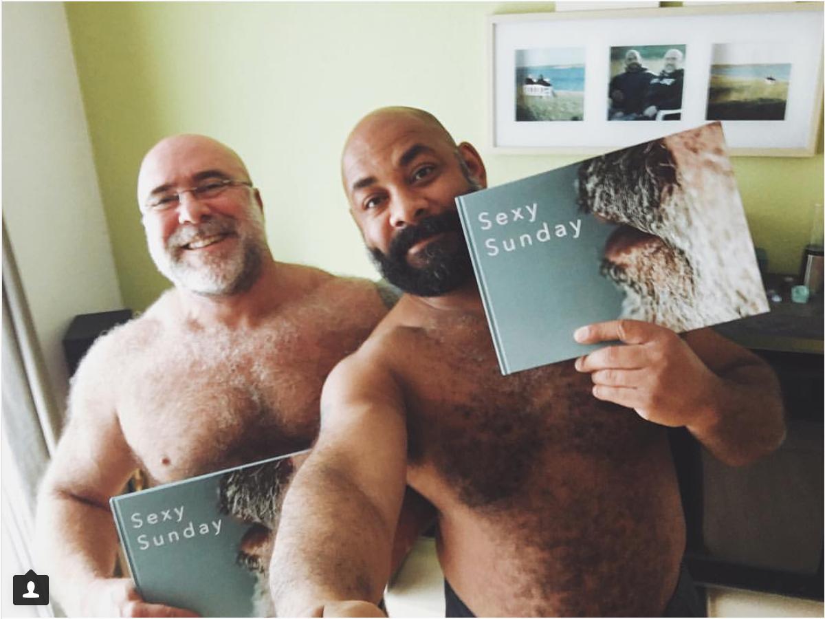 Sexy Sunday Photography Book