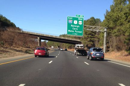 Wake County Speeding Ticket Lawyer | Raleigh Traffic Citation Lawyer