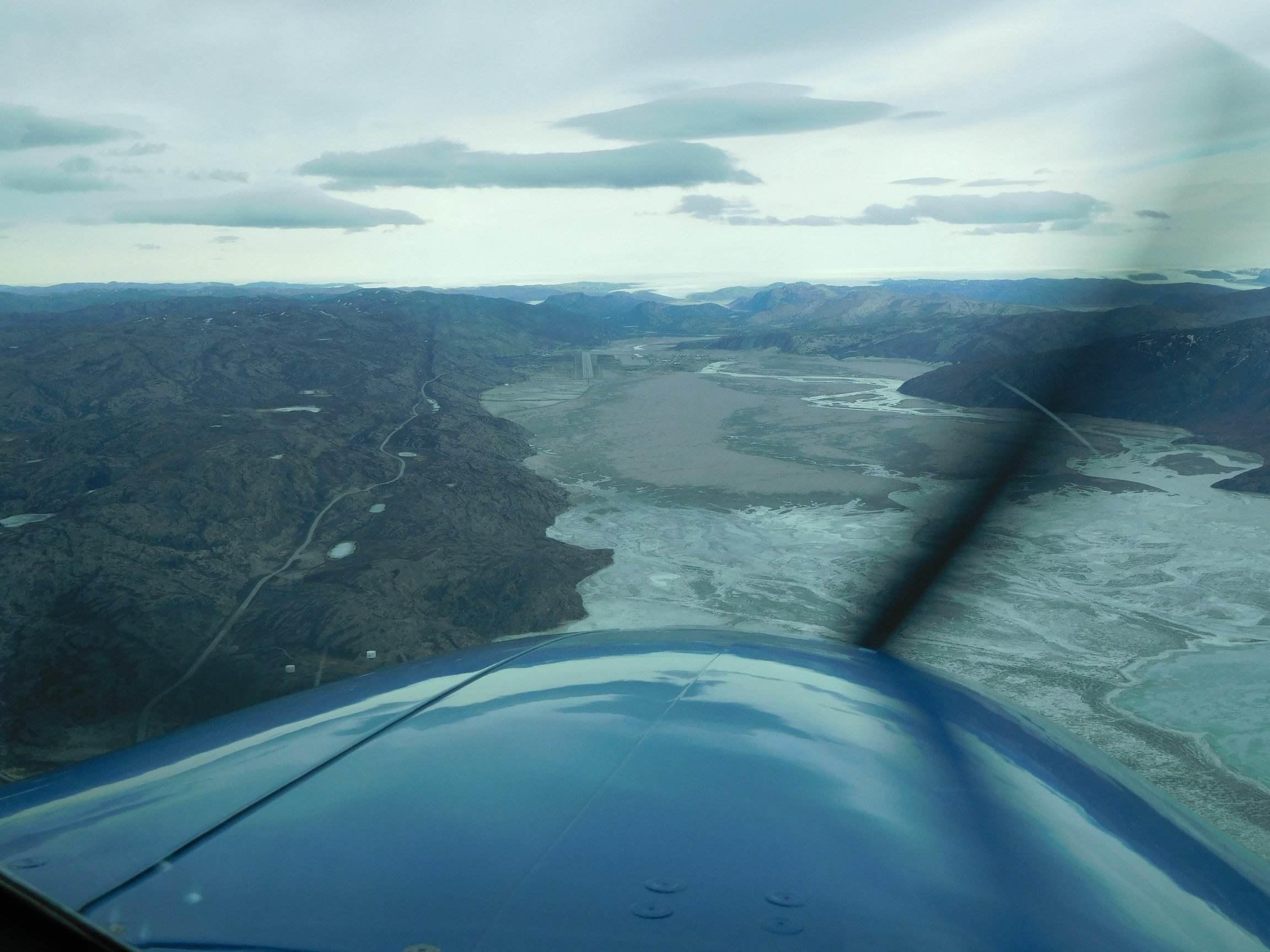 Sondre Stromfjord Airport