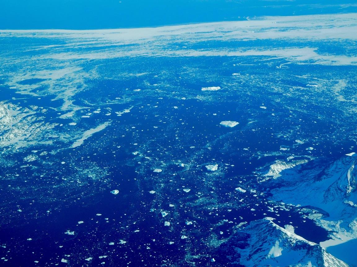 East Coast of Greenland