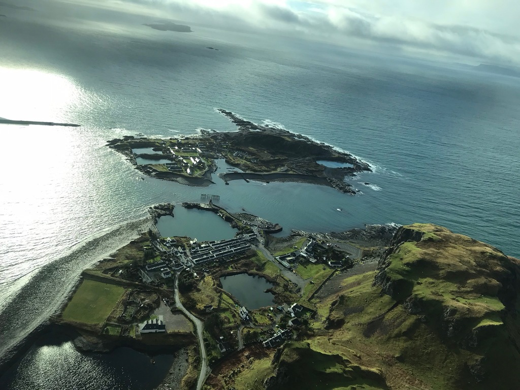 Easdale Island, Firth of Lorne