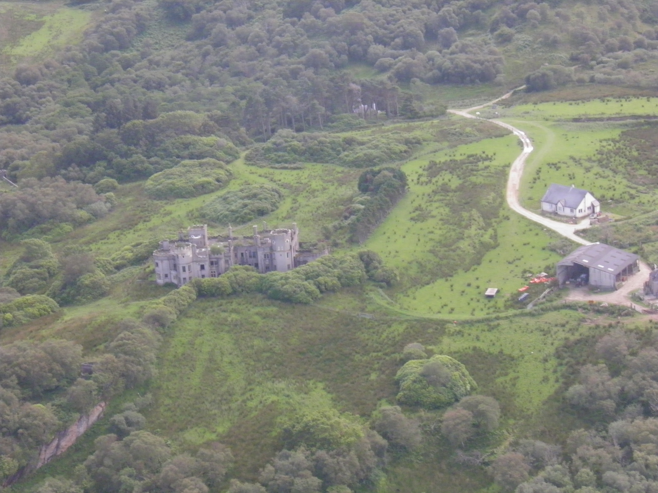 Shuna Castle, Isle of Shuna