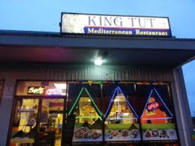 King Tut Mediterranean Restaurant - المطعم المصري كينق توت   4520 200th St SW, Lynnwood, WA 98036    (425) 774-6100
