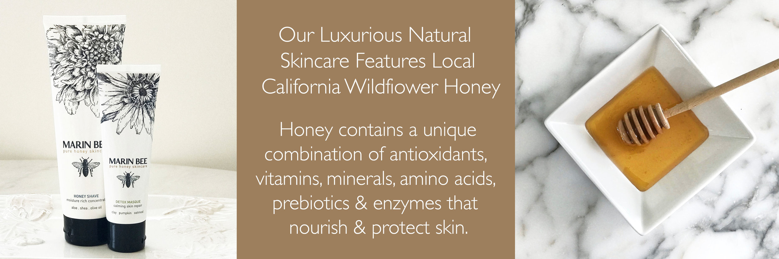 Marin Bee Organic and Natural