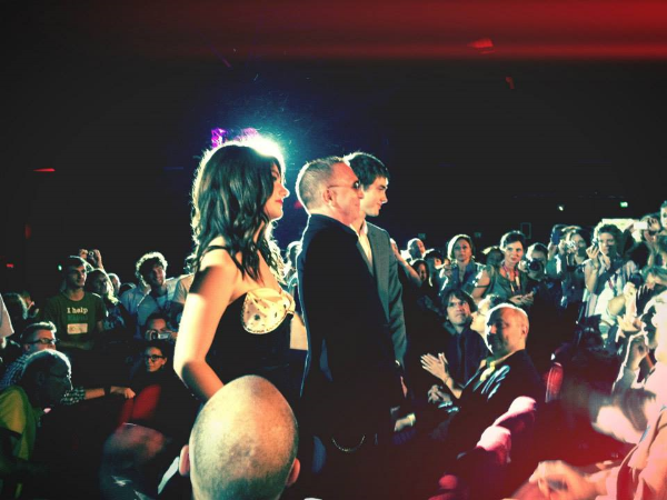 Boland at the Venice Film Festival