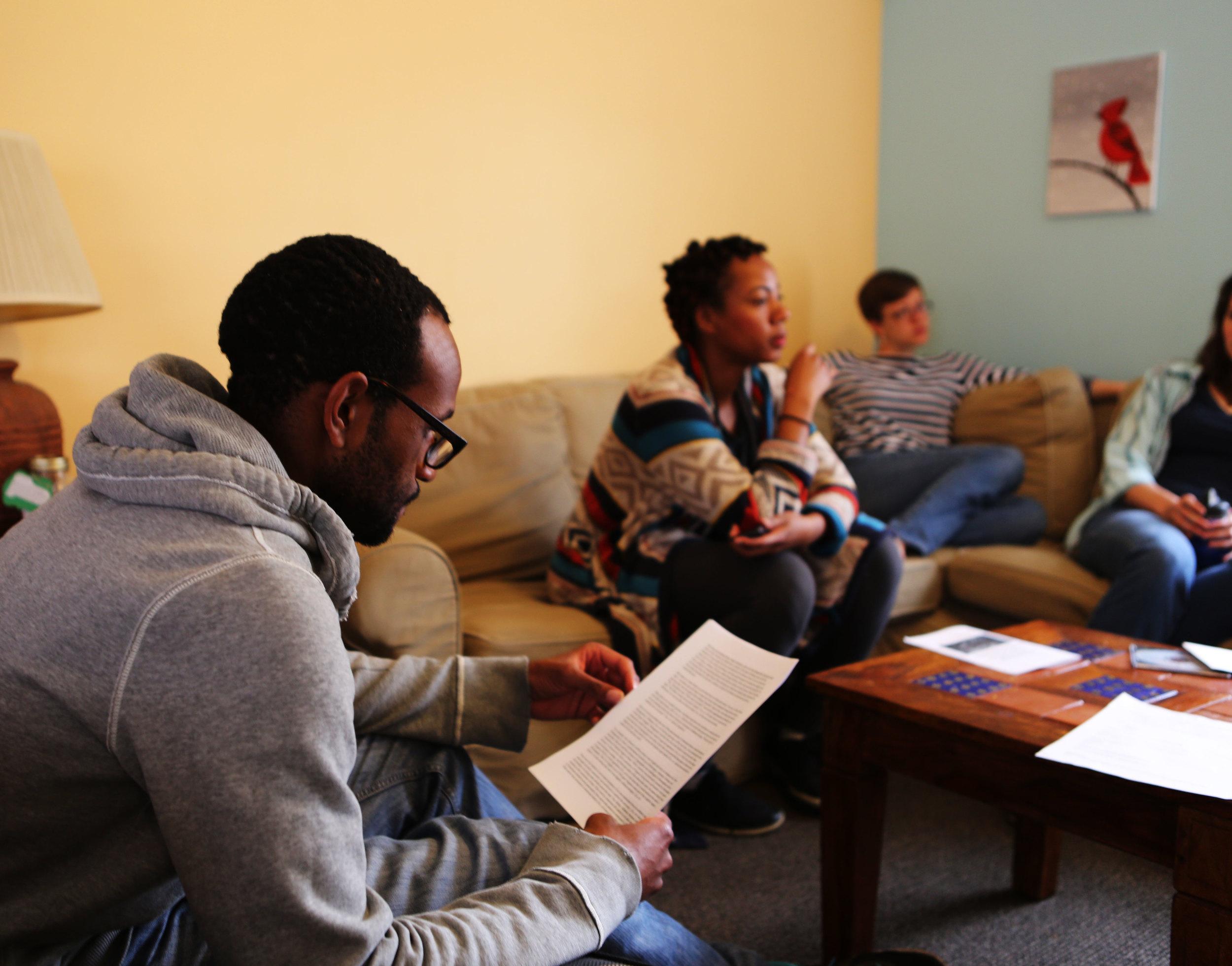 #Fridays The Road Fellows | The Road Episcopal Service Corps Atlanta | Photo credit: GreenGate-Marketing.com