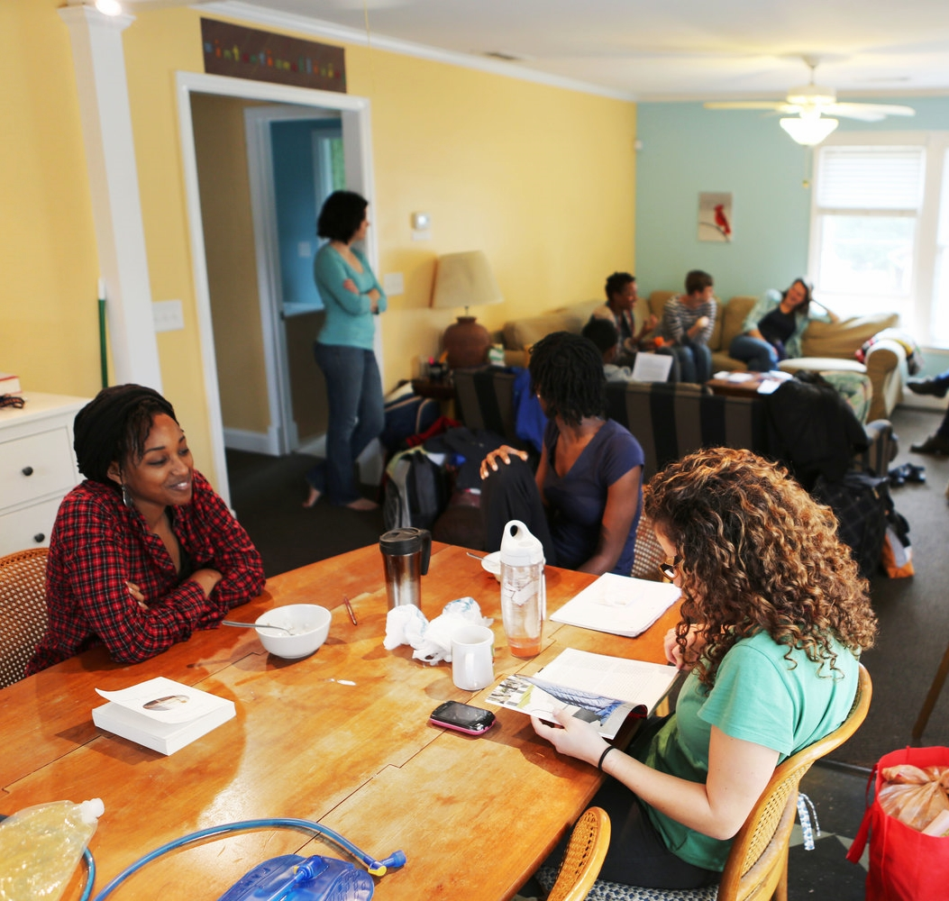 The Road Fellows #Mission The Road Episcopal Service Corps Atlanta | Photo credit: GreenGate-Marketing.com