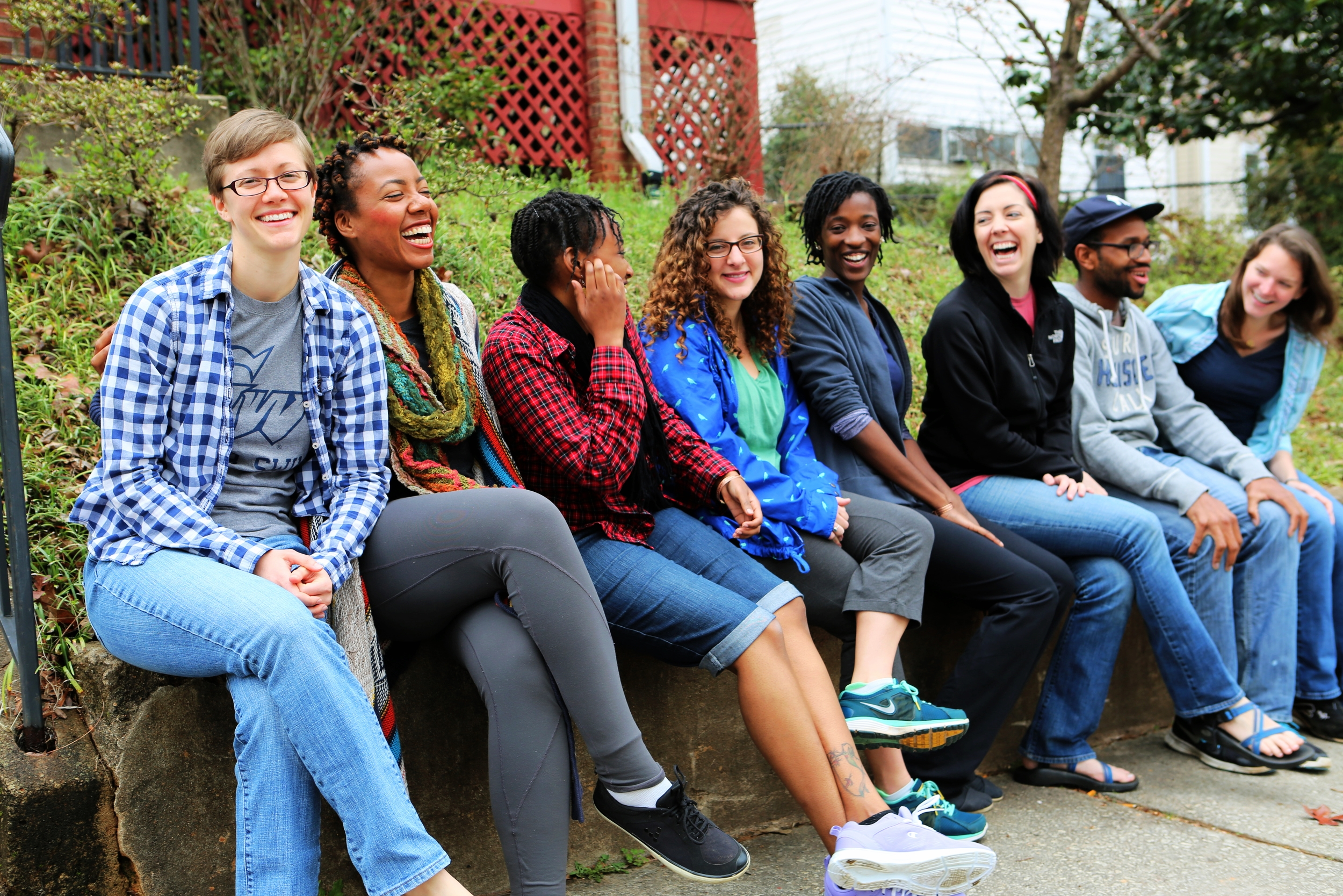 #becomeafellow The Road Fellows | The Road Episcopal Service Corps Atlanta | Photo credit: GreenGate-Marketing.com
