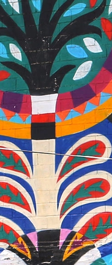 #Service #muralart The Road Fellows | The Road Episcopal Service Corps Atlanta | Photo credit: GreenGate-Marketing.com