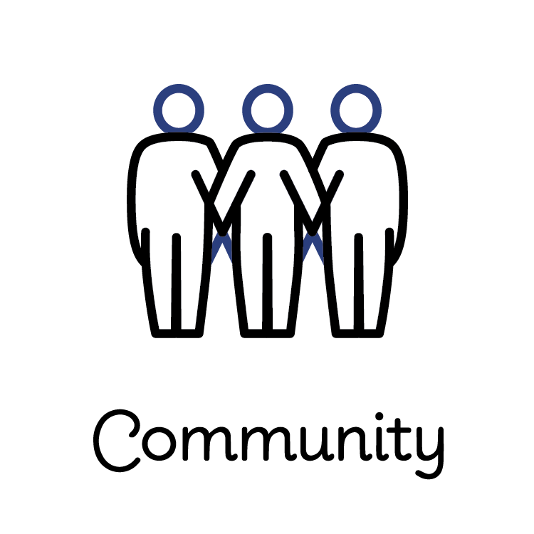 #Community #Icon The Road Fellows | The Road Episcopal Service Corps Atlanta | Design: GreenGate-Marketing.com