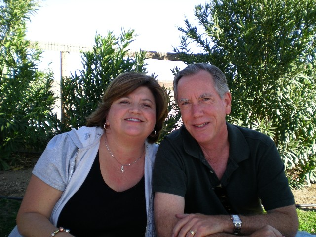 Owners Mary and Jim