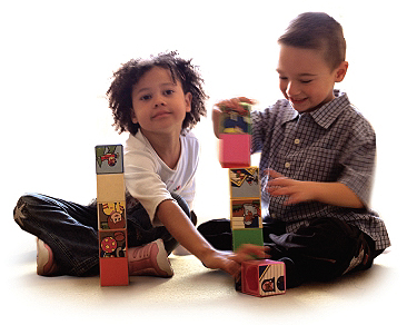 Brantford Speech Therapy- blocks