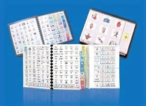 Podd communication book