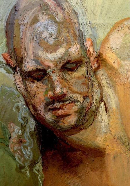 Last Portrait of Leigh, 1995