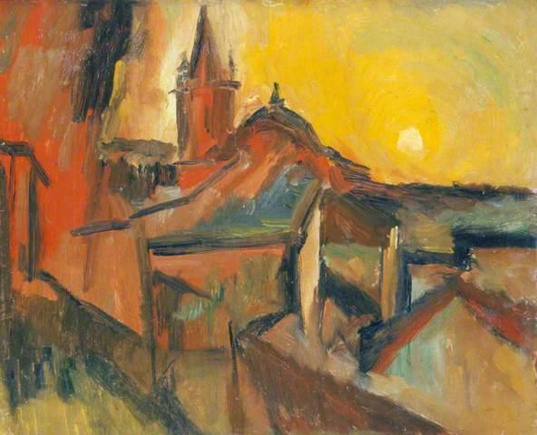 Graham Sutherland, Western Hills 1938