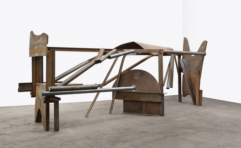 Wandering, Anthony Caro