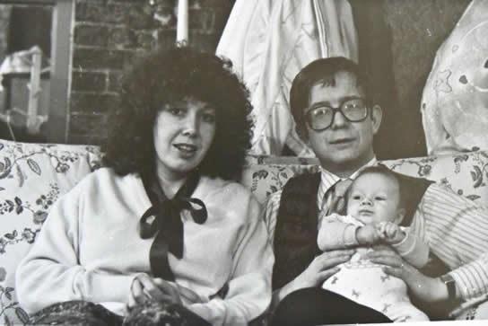 Stephanie Burns, Peter Fuller & Laurence Ruskin Fuller