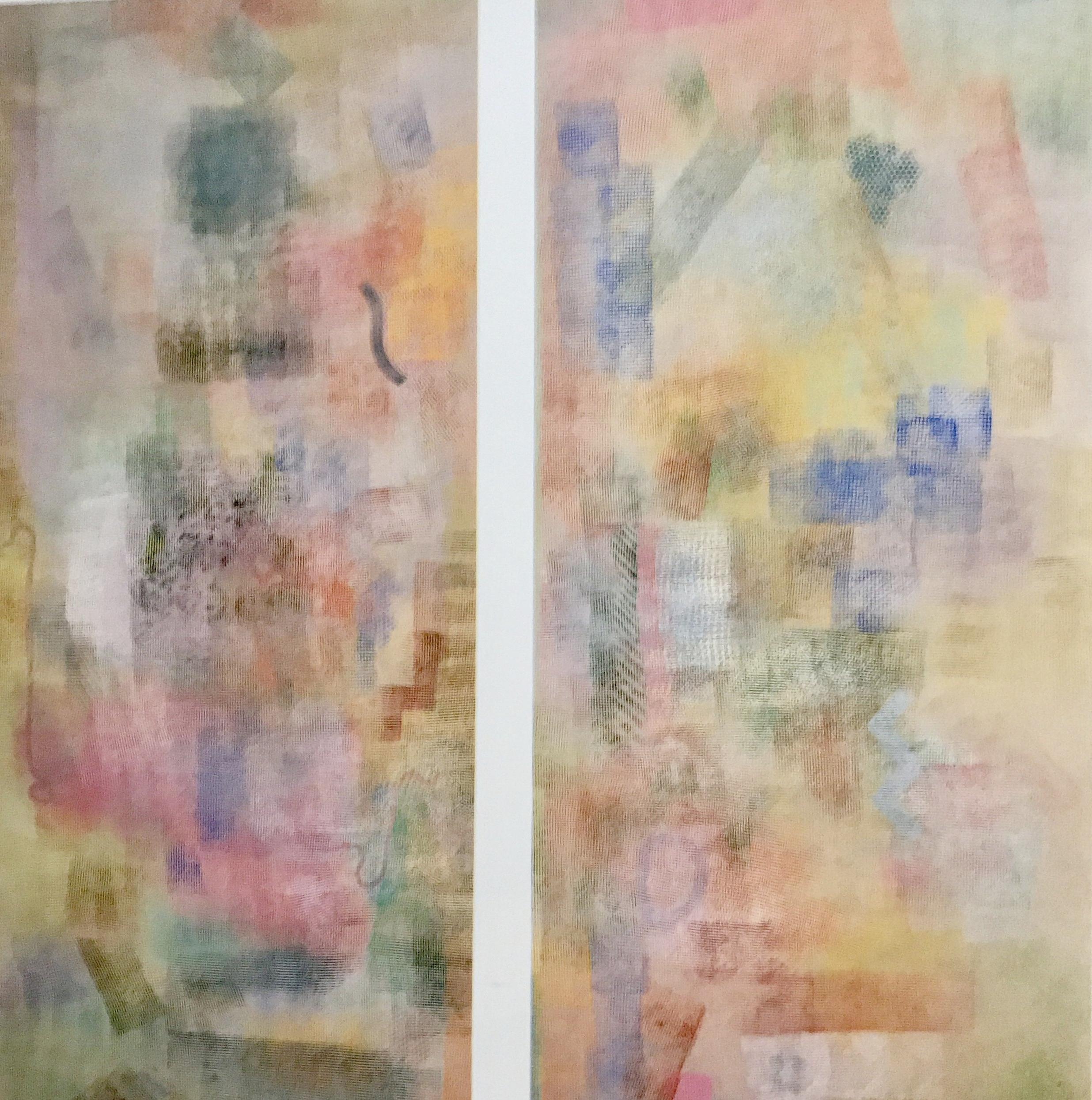 Intimate Lighting A & B , Robert Natkin