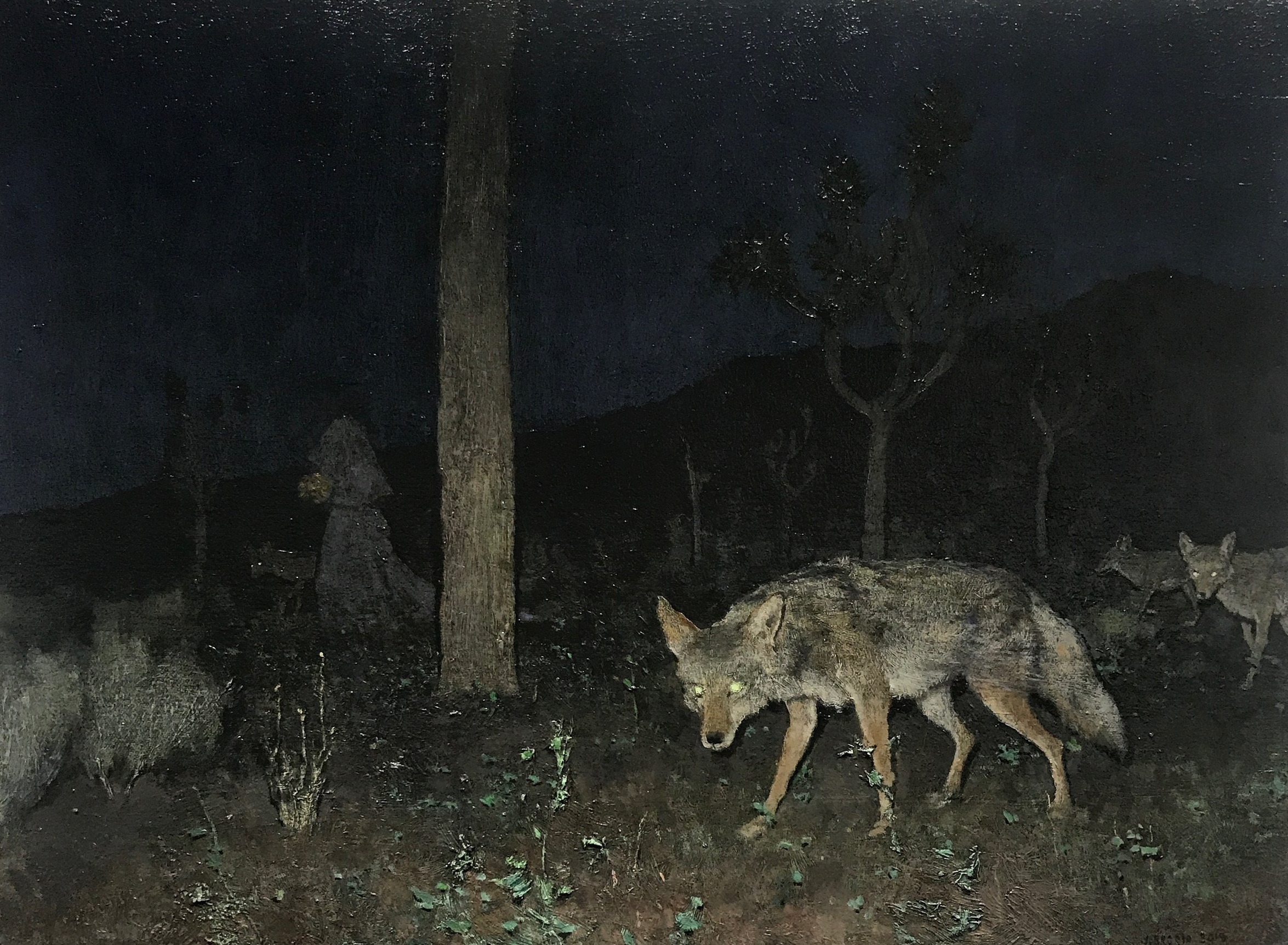 "John Brosio - ""Night Hunt"""