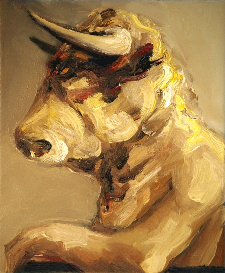 Minotaur by Zil Hoque