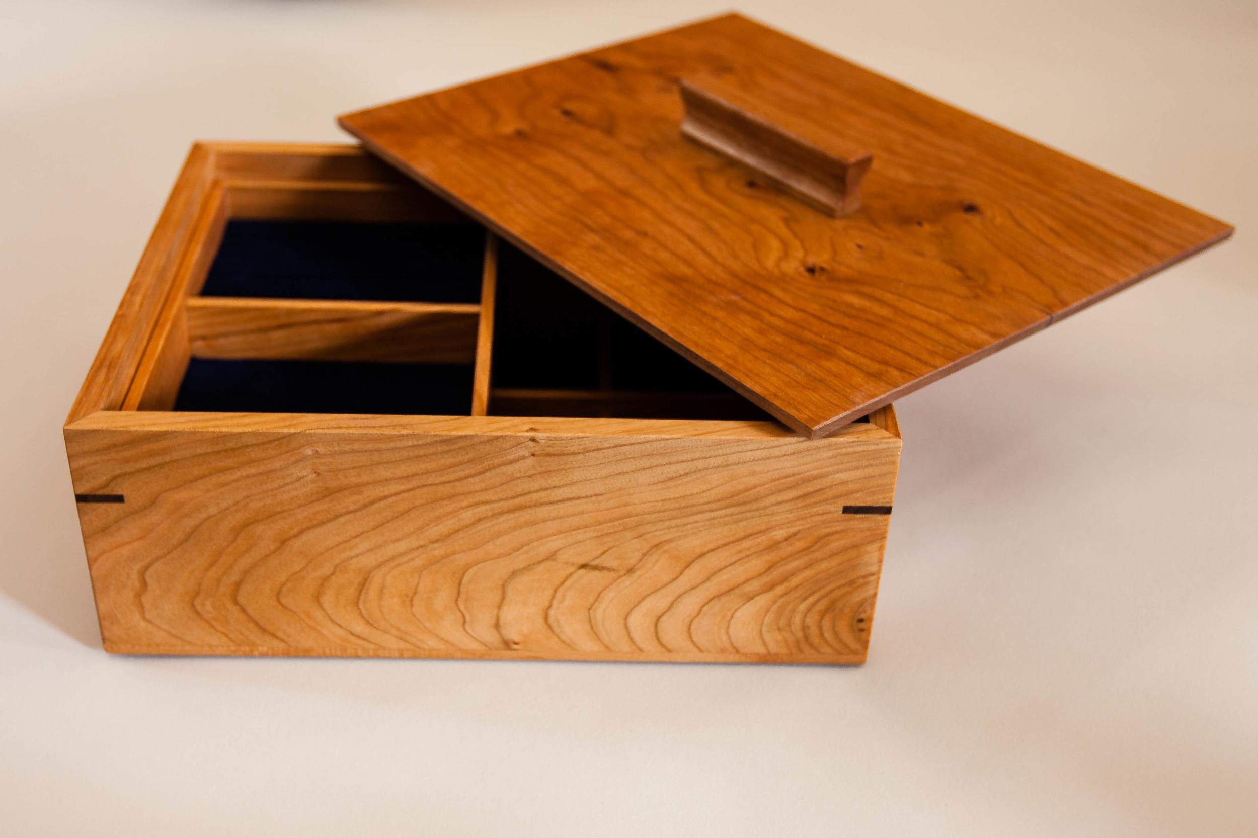 Jewelry Box by Bob Bousquet
