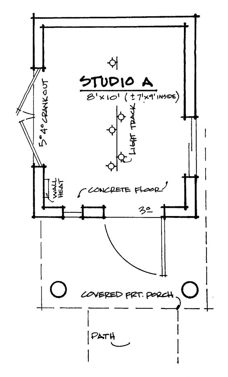 Artist Studio Clearwater Gallery