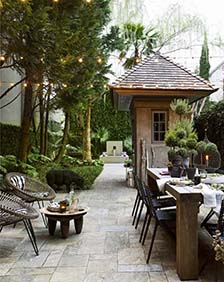 HOUSE BEAUTIFUL, CHARLESTON RENTAL
