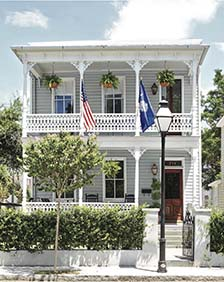 SOUTHERN LIVING, MODERN VICTORIAN