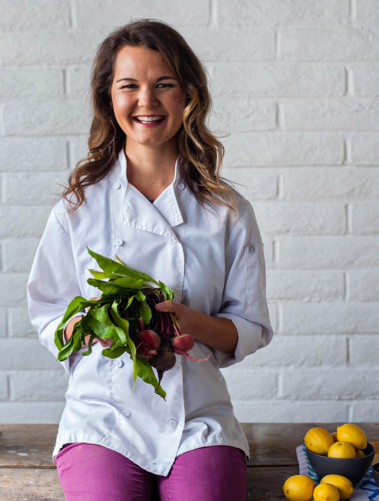 Chef Kathryn Rogers