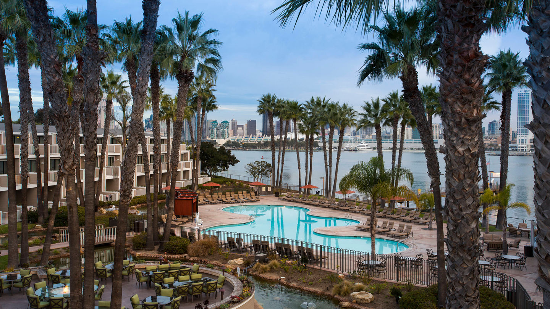 Coronado Island Marriott -