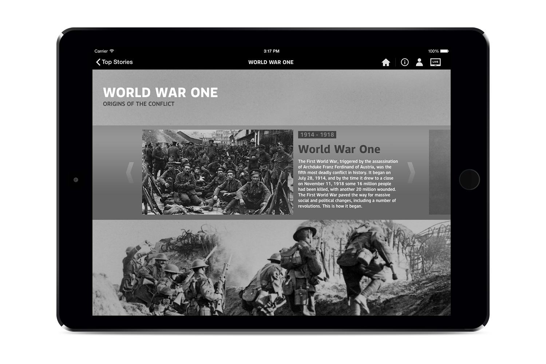 SkyNews-For-iPad-WW1