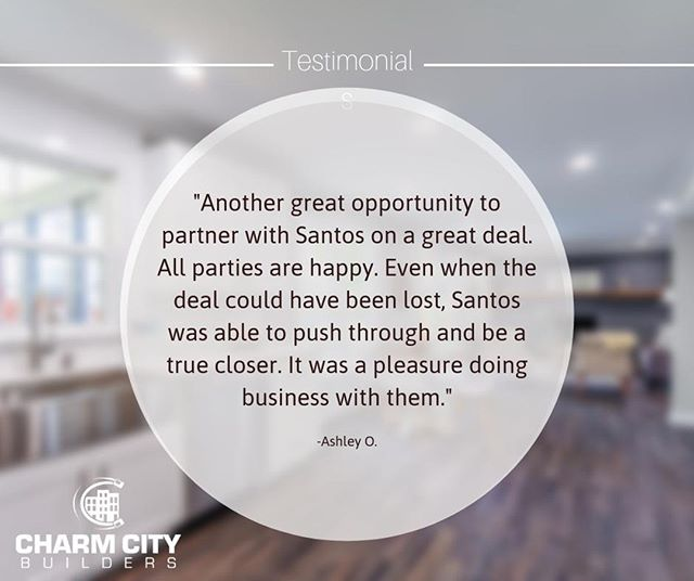 👍 We love hearing from our clients!