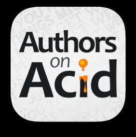 Author's on Acid - Lorem ipsum dolor sit amet, consectetur adipiscing elit. Phasellus sagittis felis orci, sed venenatis lectus mollis non. Curabitur bibendum efficitur luctus.