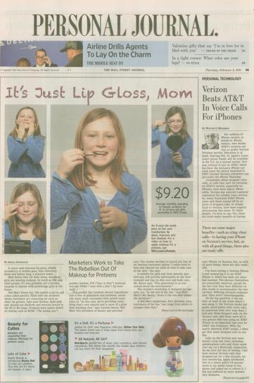 Wall Street Journal %22Geo Girl%22 pg. 1.png