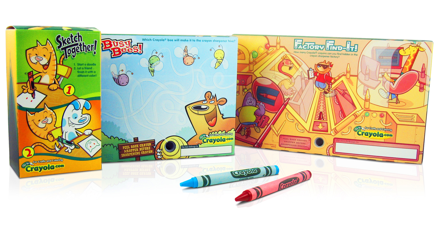 Crayon Box Games